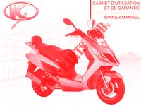 MANUALE D'USO per Kymco DINK 50 4T EURO II